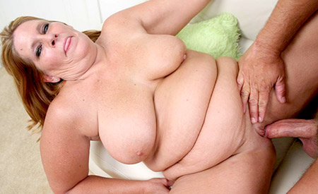 Plumper Leighann Enjoys Cock Ramming